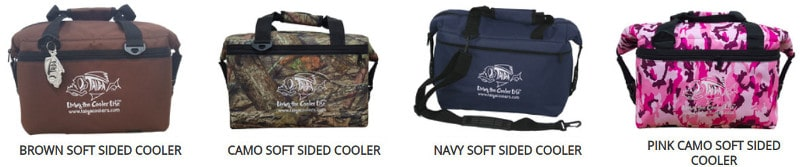 Taiga Soft Sided Coolers