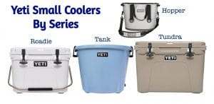 Yeti Small Cooler