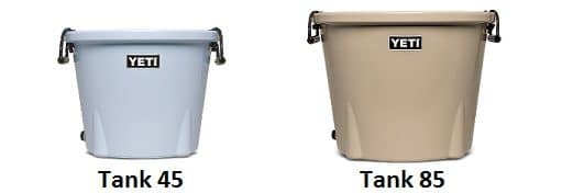 yeti tank cooler series lineup