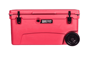 driftson 70 quart wheeled cooler