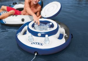 Intex Mega Chill II Floating Ice Chest