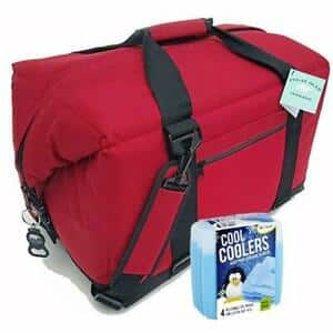 Polar Bear Nylon Series Cooler Bag