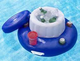 floating cooler