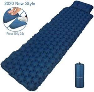 Loowoko inflatable mattress reviews
