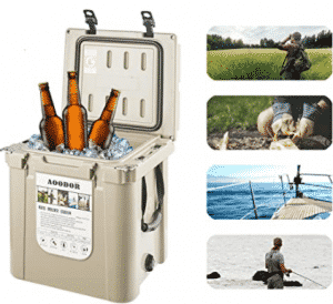 Aodoor Grizzly bear proof cooler