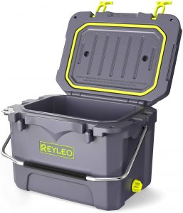 Reyleo Bear Proof Cooler reviews
