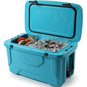 Arctic Zone Titan Deep Freeze 20Q Premium cooler like yeti